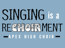 Singing is a ReCHOIRment