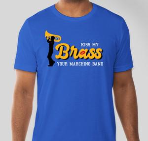 kiss my brass