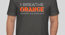 I Breathe Orange