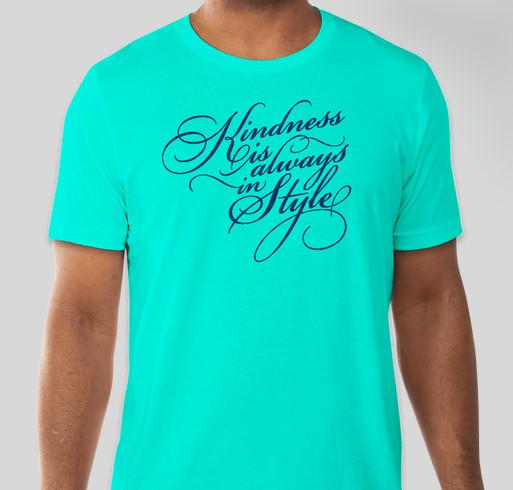 Together Against Bullying with Gina Rodriguez Fundraiser - unisex shirt design - back