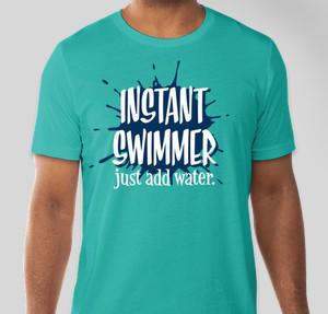 Instand Swimmer, Add Water