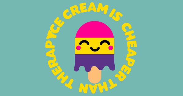 ice cream therapy