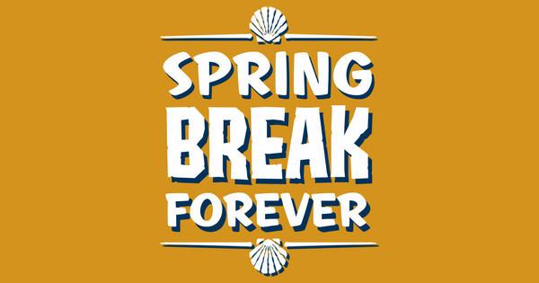 spring break t-shirt designs