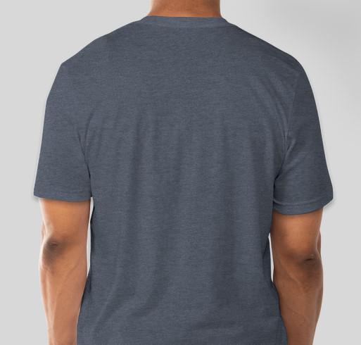 NephCure Kidney International- World Kidney Day Fundraiser! Fundraiser - unisex shirt design - back