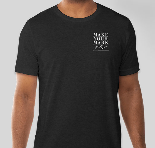 Marked Ministry Goes Non-Profit Fundraiser Fundraiser - unisex shirt design - front
