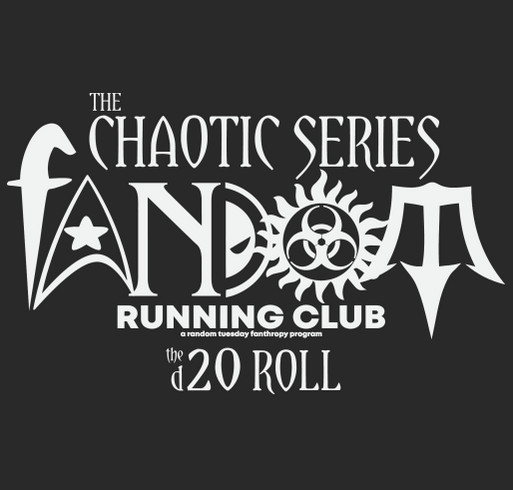 Hogwarts Running Club - Time Turner shirt design - zoomed