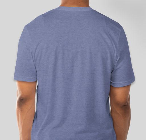 Dachshund Friends! Fundraiser - unisex shirt design - back