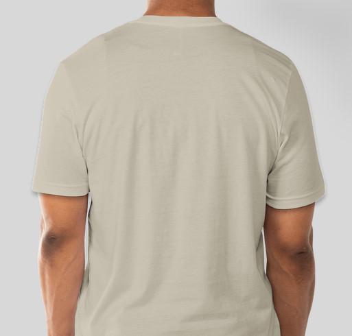 Penn Branch Community Association DC (PBCA) Fundraiser - unisex shirt design - back