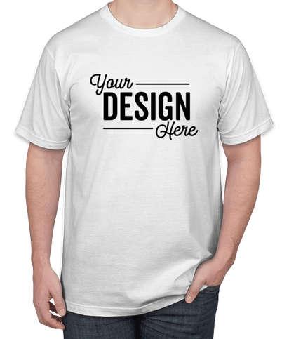 Anvil Jersey T-shirt - White