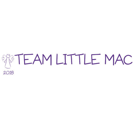 Team Little Mac shirt design - zoomed