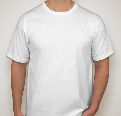 Anvil Jersey T-shirt - White