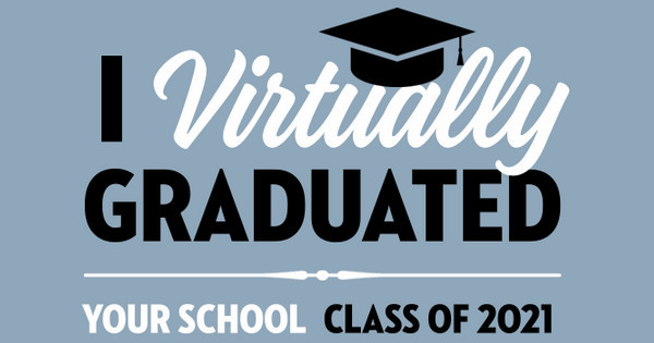 virtually graduated
