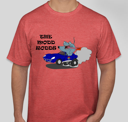 The Modd Rodds Holiday Campaign Fundraiser - unisex shirt design - front
