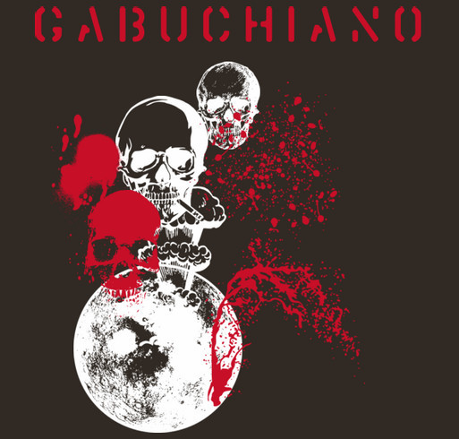 I came up with the label name Gabuchiano from an old experience I