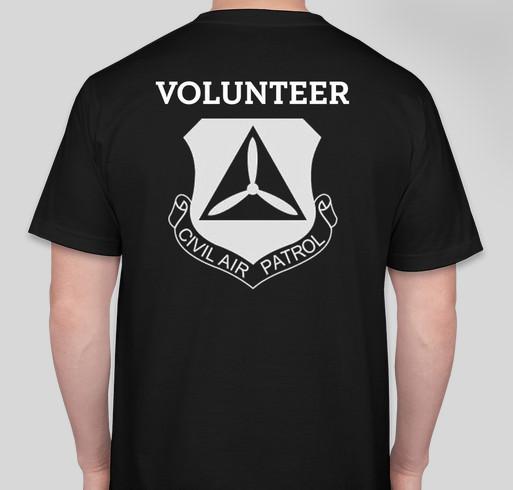 Wreaths Across America Campaign For Arlington's 150th Anniversary Fundraiser - unisex shirt design - back
