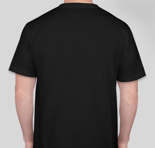 Academics for Black Wellness and Survival Fundraiser - unisex shirt design - back