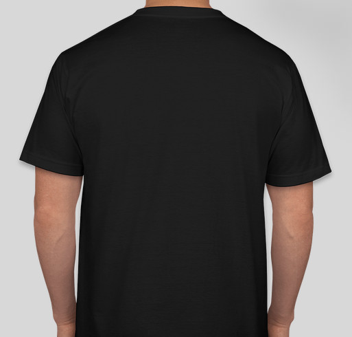 Academics for Black Survival and Wellness Fundraiser - unisex shirt design - back