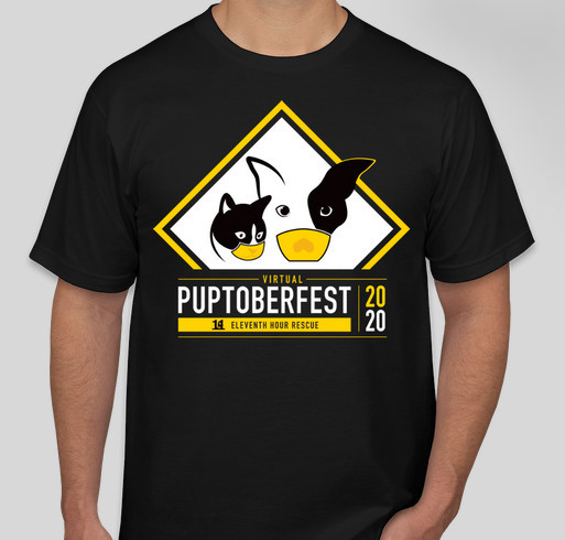 EHR's Virtual Puptoberfest 2020 Fundraiser - unisex shirt design - small