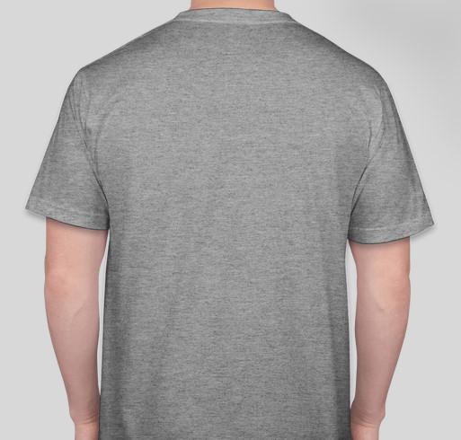 Santa Barbara Track Club - Olympic Trials 2016 Fundraiser - unisex shirt design - back