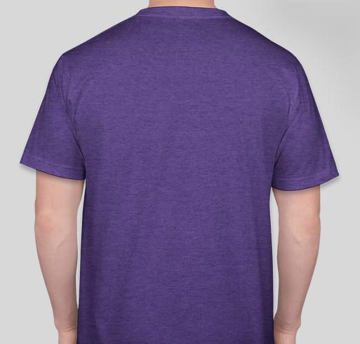 Duck 2020, new shirt design! Fundraiser - unisex shirt design - back