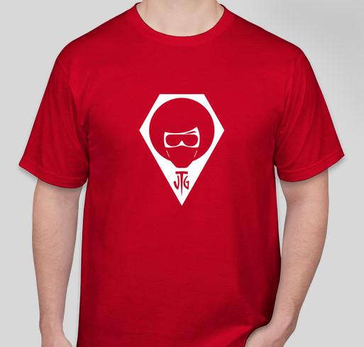 23fa748c5 Jon The Giant ANW11 & Sasuke Vietnam Fundraiser. Fundraiser - unisex shirt  design - front