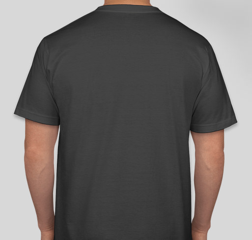 SXM Strong Fundraiser - unisex shirt design - back
