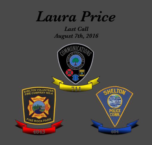 Laura Price Last Call 08/07/2016 shirt design - zoomed