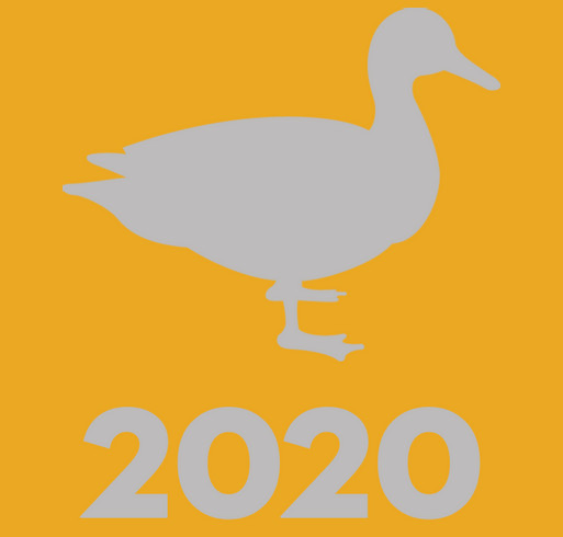 Duck 2020, new shirt design! shirt design - zoomed