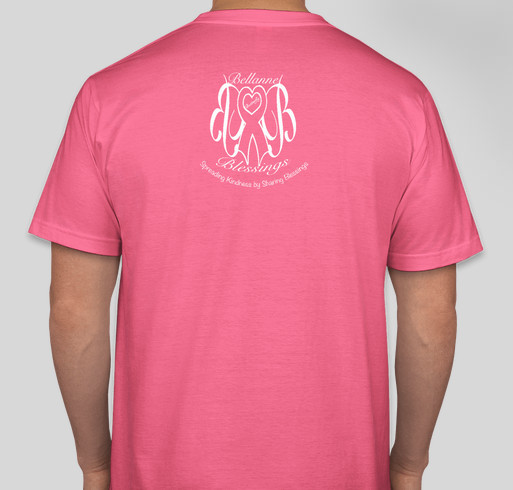 Spread Kindness Fundraiser - unisex shirt design - back
