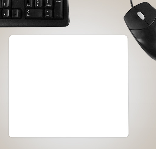 Full Color BIC Mouse Pad - Selected Color