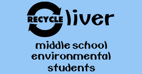 oliver m.s. environmental students