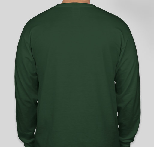 PARADISE STRONG (CAMP FIRE 2018) - Honoring and Supporting the Paradise, CA Community Fundraiser - unisex shirt design - back