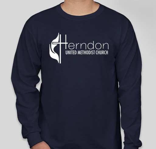 Herndon United Methodist Church T Shirts Custom Ink