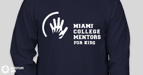 b05a7f5aab9d College Mentors for Kids Custom Ink Fundraising