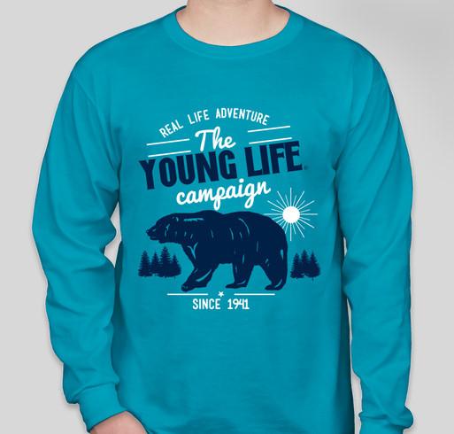 Northwest DFW Young Life Camp Fundraiser Custom Ink Fundraising
