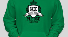 Pledge Kappa Sigma