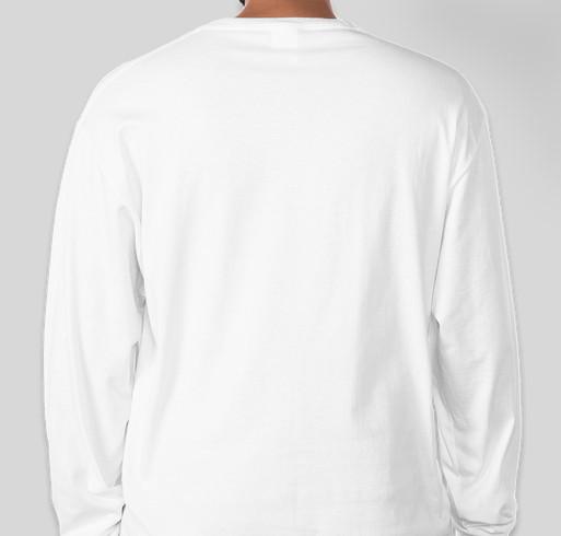 HAPS 2021 Annual Conference Apparel Fundraiser - unisex shirt design - back