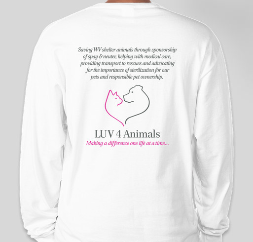 T shirt sale 2 help animals in shelter jail custom ink for Custom t shirts under 5 dollars
