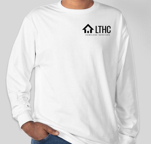 Be a part of ending homelessness Fundraiser - unisex shirt design - front