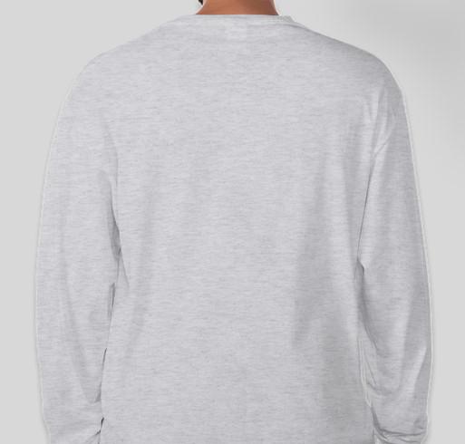 Summer Merch Supports PMR! Fundraiser - unisex shirt design - back