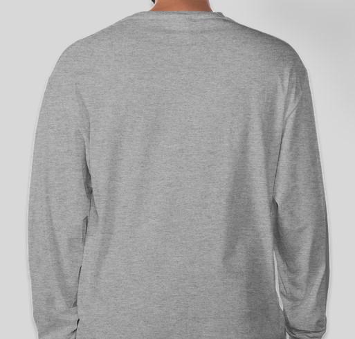 RYAN FOR CORTLANDT SUPERVISOR Fundraiser - unisex shirt design - back