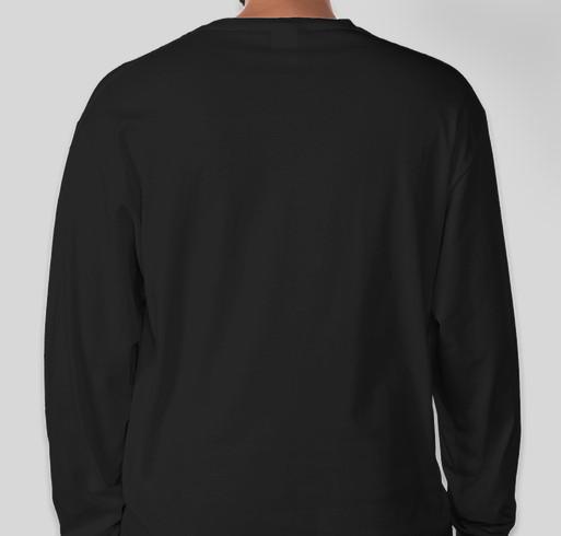 MLSA T-Shirt Drive! Fundraiser - unisex shirt design - back