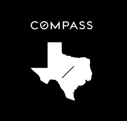 Compass Cares Texas Together shirt design - zoomed