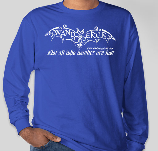 Wanderer Spiritual Center Fundraiser - unisex shirt design - front