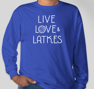 Live Love Latkes