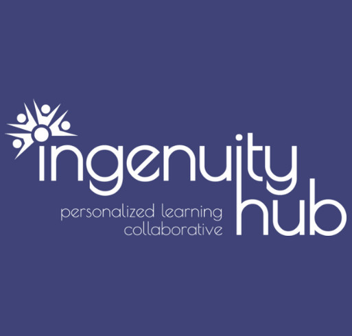 Find Your Ingenuity - And Help Teens Find Theirs! shirt design - zoomed