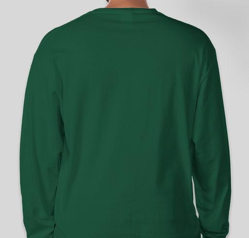 BES Fall Spirit Wear Fundraiser Fundraiser - unisex shirt design - back