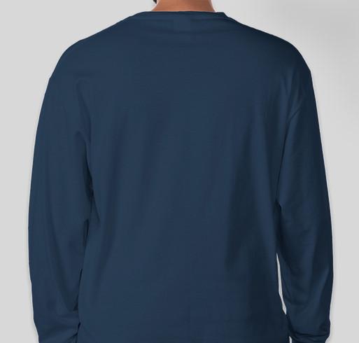 12th Annual Turkey Trot Fun Run/Walk 5K Fundraiser - unisex shirt design - back
