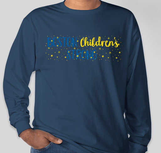 Miles for Miracles 2021 Fundraiser - unisex shirt design - front