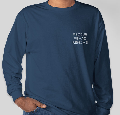 Support Haven to Home Canine Rescue! Fundraiser - unisex shirt design - front
